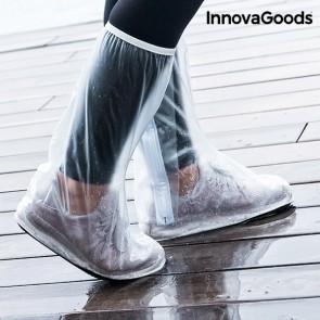 Copriscarpe Impermeabile Tascabile InnovaGoods (Pacco da 2)