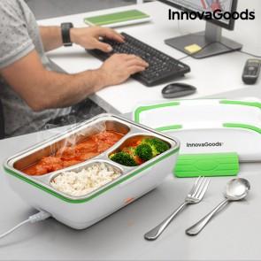 Portavivande Elettrico Pro InnovaGoods 50W Bianco Verde