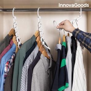 Organizzatore di Grucce per 40 Capi InnovaGoods (24 pezzi)