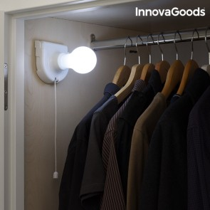 Lampadina LED Portatile InnovaGoods