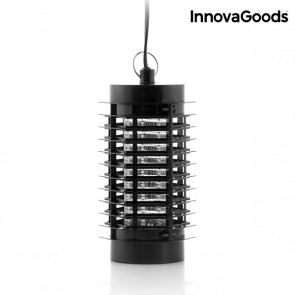 Lampada Antizanzare KL-900 InnovaGoods 3W Nero