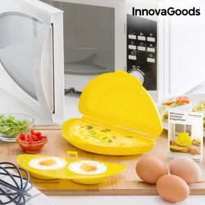 Contenitore per Frittata da Microonde InnovaGoods