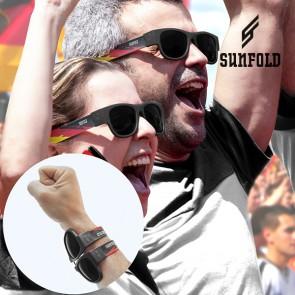 Occhiali da Sole Arrotolabili Sunfold Mondiali Germany