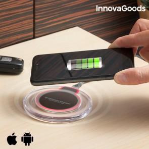Caricabatterie Senza Fili per Smartphone Qi InnovaGoods