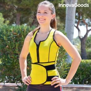 Gilet-Fascia Sportivo con Effetto Sauna da Donna InnovaGoods