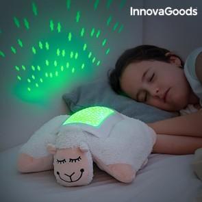 Peluche Proiettore LED Pecora InnovaGoods
