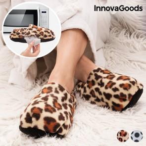 Pantofole Riscaldabili al Microonde Jungle InnovaGoods