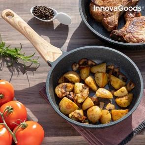 Padella Premium Granite-Effect InnovaGoods (20 cm)