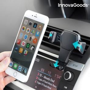 Supporto Gravitazionale per Auto per Cellulari InnovaGoods