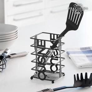 Portaposate in Metallo Cuisine Bravissima Kitchen