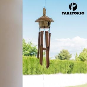 Campana del Vento Casetta di Bamboo TakeTokio