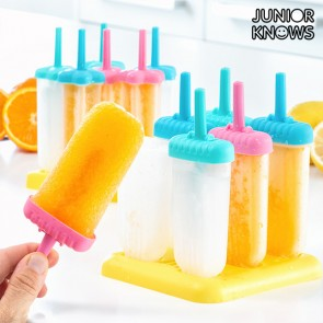 Set di Stampi per Gelati Junior Knows (13 Pezzi)