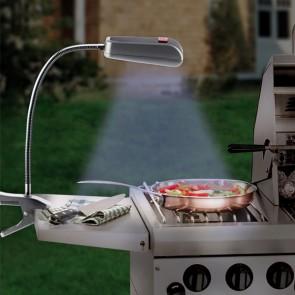 Lampada con Pinza per Barbecue BBQ (9 LED)