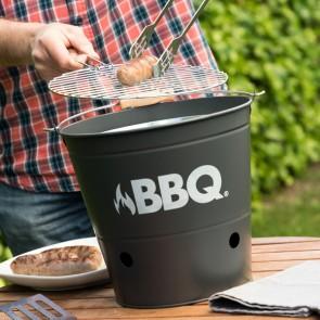 Barbecue a Carbone Secchio BBQ