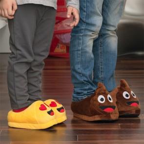 Pantofole per Bambini Emoticon