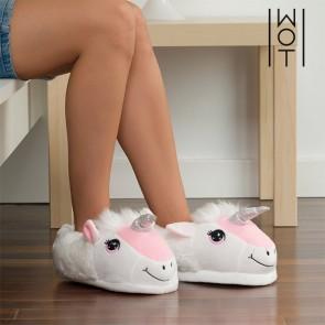 Pantofole Unicorno Wagon Trend