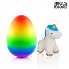 Uovo con Unicorno Junior Knows