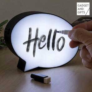 Lampada LED Panino con Pennarello Gadget and Gifts