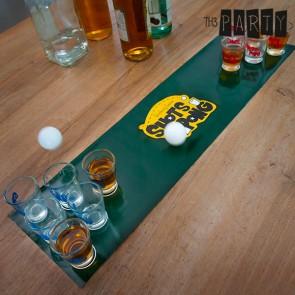Gioco per Bere Cicchetti Pong Th3 Party (15 Pezzi)
