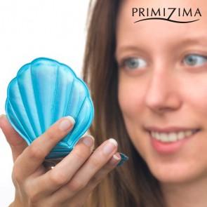 Doppio Specchio Tascabile Conchiglia di Mare Primizima