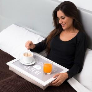 Vassoio-Cuscino Bed & Breakfast