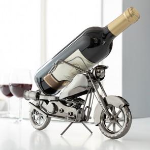Portabottiglie di Metallo Moto