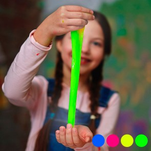 Slime Fluorescente Neon