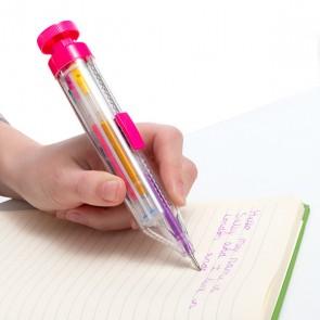 Penna Multicolore con Porporina Rainbow