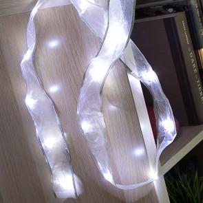 Ghirlanda LED di Organza (15 LED)