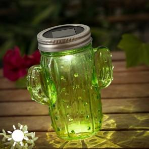 Lampada ad Energia Solare Cactus (1 LED)