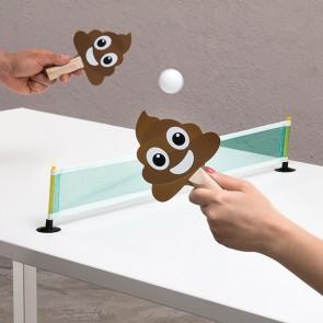 Juego de Ping-Pong Poo