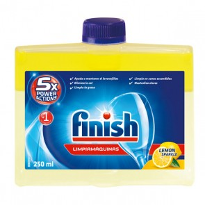 Cura Lavastoviglie Finish Limone 250 ml