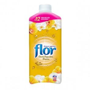 Ammorbidente Concentrato Flor Gold 1,5 L (70 Lavaggi)
