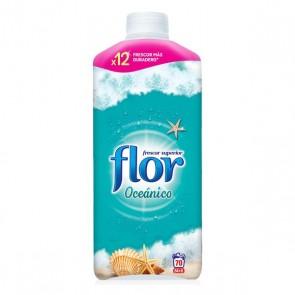 Ammorbidente Concentrato Flor Oceano 1,5 L (70 Lavaggi)
