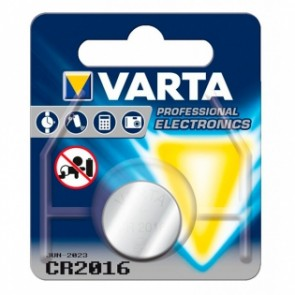 Batteria a Bottone a Litio Varta 220843 3 V