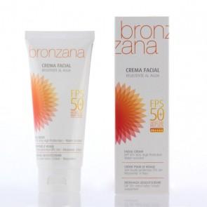 Crema Solare Viso SPF +50 Bronzana