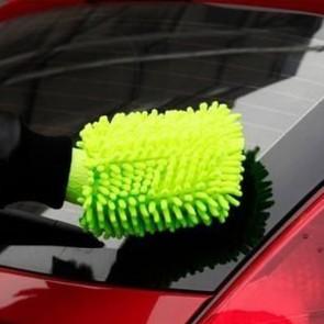Guanto in Microfibra per Lavaggio Auto