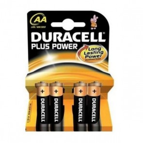 Batterie Alcaline DURACELL DURLR6P4B