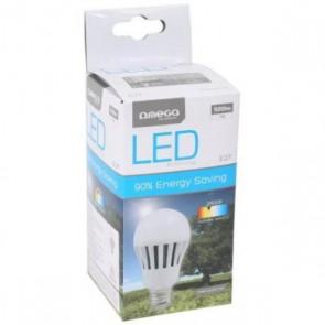 Lampadina LED Sferica Omega E27 7W 530 lm 2700 K Luce Calda