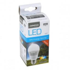 Lampadina LED Sferica Omega E27 5W 300 lm 6000 K Luce Bianca