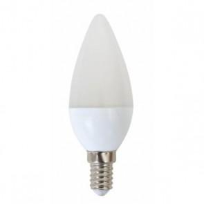 Lampadina LED Candela Omega E14 5W 400 lm 4200 K Luce Naturale