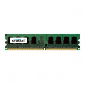 Memoria RAM Crucial IMEMD20045 CT25664AA800 2GB 800 MHz DDR2 PC2-6400