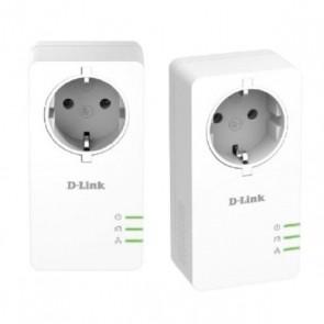 Adattatore PLC Wifi D-Link PowerLine DHP-P601AV 1000 Mbps