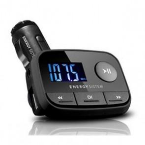 Lettore MP3 per Auto Energy Sistem 384600 FM LCD SD / SD-HC (32 GB) USB Nero