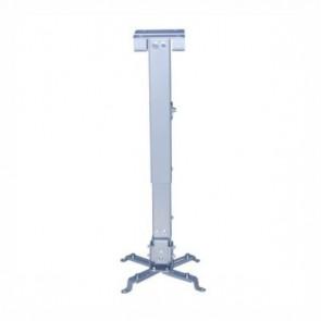 Supporto da Soffitto Inclinabile per Proiettore TooQ PJ2012T 20kg 13 - 65 cm -15º/+15º Argento