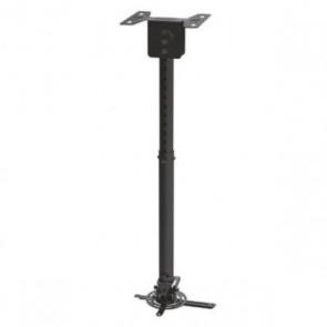 Supporto da Soffitto Inclinabile e Girevole per Proiettore TooQ PJ3030TN-B 20kg 57,5 - 82,5 cm -20º/+20º 360º Nero