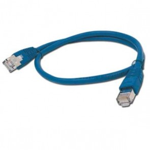 Tubo Categoria 5e FTP iggual IGG310281 1 m Azzurro