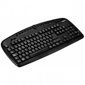 Tastiera e Mouse B-Move BM-TC01 1600 DPI Nero