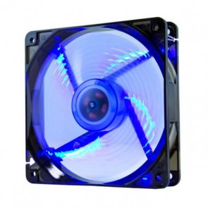 Ventola da Case NOX NXCFAN120LBL Cool Fan 12 cm LED Azzurro