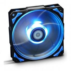 Ventola da Case NOX NXHUMMERF120LB HFAN 12 cm LED Azzurro